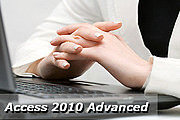 Access 2010 Advanced Online Certificate Course