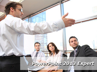 PowerPoint 2013 Expert Online Certificate Course