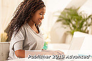 Publisher 2013 Advanced Online Certificate Course
