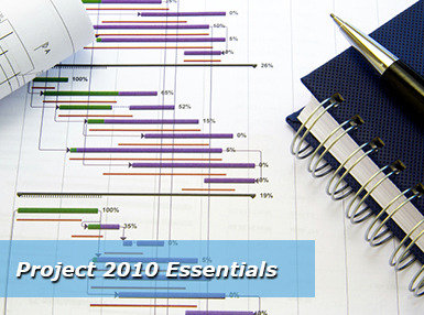 Project 2010 Essentials Online Certificate Course