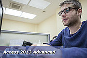 Access 2013 Advanced Online Certificate Course