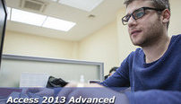 Access 2013 Advanced Online Short Course