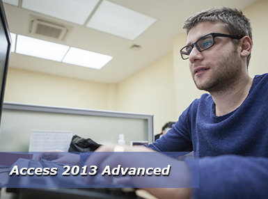 Certificate In Access 2013 Advanced Online Course