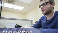 Access 2013 Expert Online Short Course