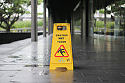 Preventing Slips & Trips in the Workplace Online Certificate Course