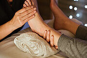 Reflexology Online Bundle, 3 Certificate Courses