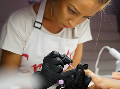 Nail Art and Design Certificate Course