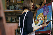 Art Therapy Online Bundle, 7 Certificate Courses