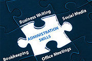 Administration Skills Training Online Bundle, 9 Certificate Courses