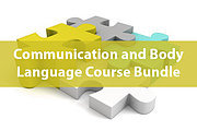 Communication and Body Language Training Online Bundle, 3 Certificate Courses