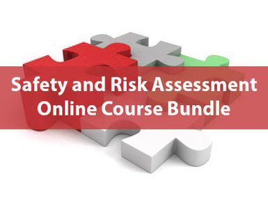 Safety and Risk Assessment Training Online Bundle, 2 Certificate Courses