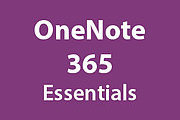 Certificate In OneNote 365 Essentials Online Course