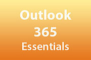 Outlook 365 Essentials Online Certificate Course
