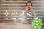 Certificate in Lean Six Sigma Green Belt (Exam Cost Included) Online Course