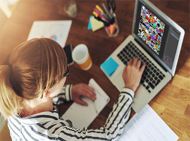 Graphic Design with Photoshop Online Certificate Course