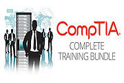 CompTIA-IT Certification Career Advancement Online Bundle, 3 Certificate Courses