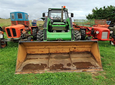 Farm Machinery Care Online Certificate Course
