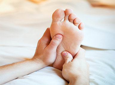 Certificate in Reflexology Online Course