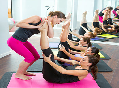 Certificate in Pilates Trainer Professional Online Course