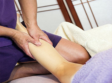 Certificate in Sports Massage Online Course