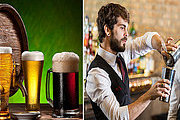 Beer Brewing, Bartending and Drink Mixologist Master Online Bundle, 2 Certificate Courses