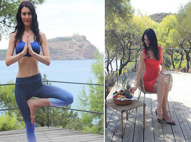 Certificate in Celebrity Yoga and Wellbeing and Healthy Eating Online Course