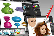 Illustrator Basic and Advanced Skills Online Bundle, 2 Certificate Courses