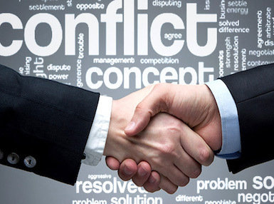 Certificate in An Introduction to Conflict Management Online Course