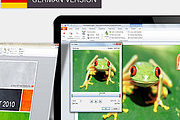 Microsoft PowerPoint 2010 Interactive Training Programme (German) Online Certificate Course