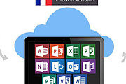 MS Office 2013 New Features (French) Online Certificate Course