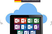 MS Office 2013 New Features (German) Online Certificate Course