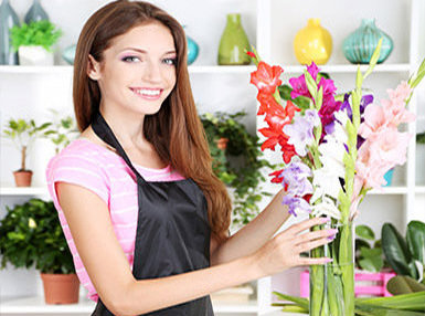 Floristry Online Certificate Course