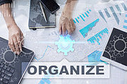 Organizational Skills Online Bundle, 2 Certificate Courses