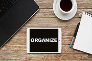 Organizational Skills Online Bundle, 3 Certificate Courses