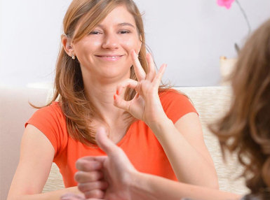 Certificate In British Sign Language Online Course