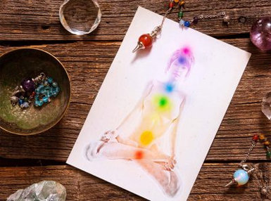 Certificate in Chakra and Aura Healing Online Course