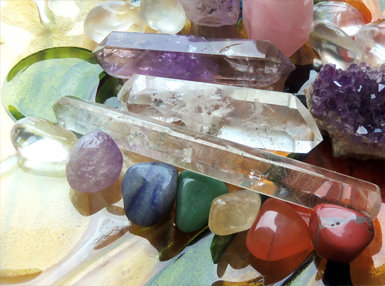 Crystal Healing Online Certificate Course