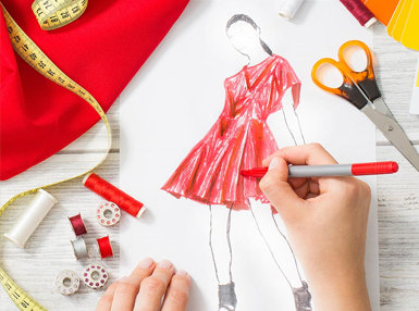 Certificate in Fashion Design and Dressmaking Online Course