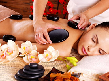 Diploma In Hot Stone Massage Online Course