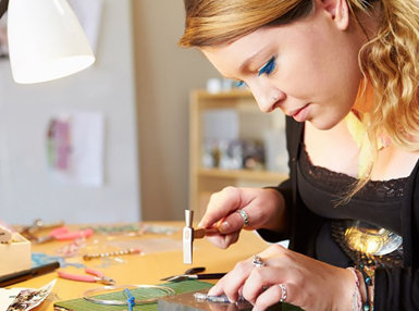 Jewellery Making Online Diploma Course