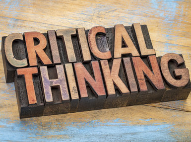 Critical Thinking Online Bundle, 3 Certificate Courses