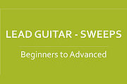 Certificate in Guitar Arpeggios – Beginners to Advanced Online Course
