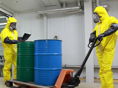 Certificate in Control of Substances Hazardous to Health (COSHH) Online Course
