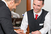 Diploma In Hotel Reception Online Course