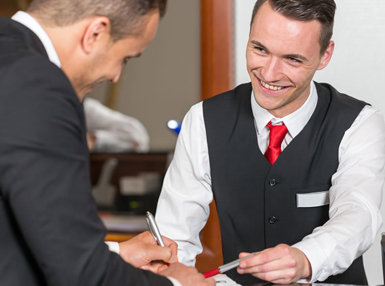 Certificate in Hotel Reception Online Course