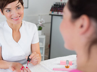 Nail Technician Award Online Certificate Course