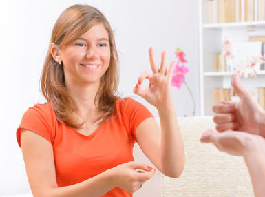 Certificate In Sign Language Online Course
