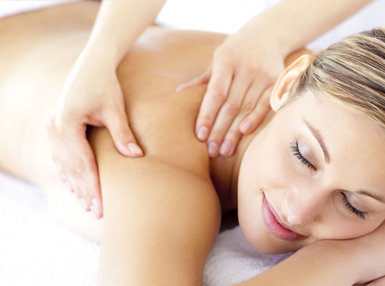 Certificate in Upper Body Massage Online Course