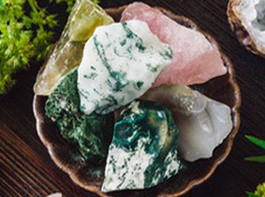 Advanced Crystal Healing Practitioner Online Bundle, 3 Certificate Courses