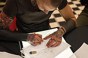 Tattoo Artist and Henna Tattoo Business Online Bundle, 2 Certificate Courses
